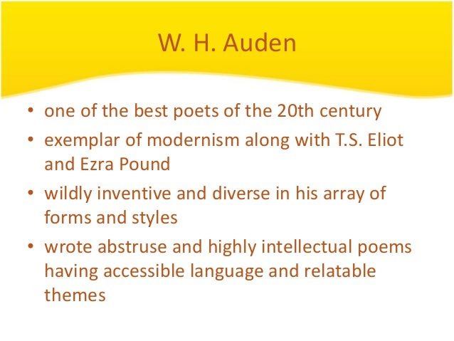 w h auden s the quarry Enjoy the best w h auden quotes at brainyquote quotations by w h auden, english poet, born february 21, 1907 share with your friends.