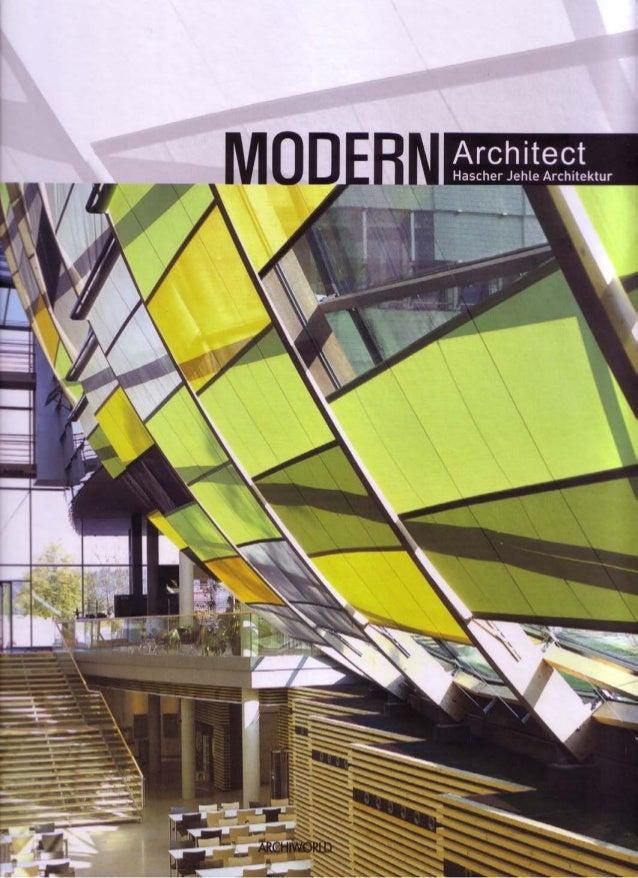 Modern architect   hascher & jehle architektur