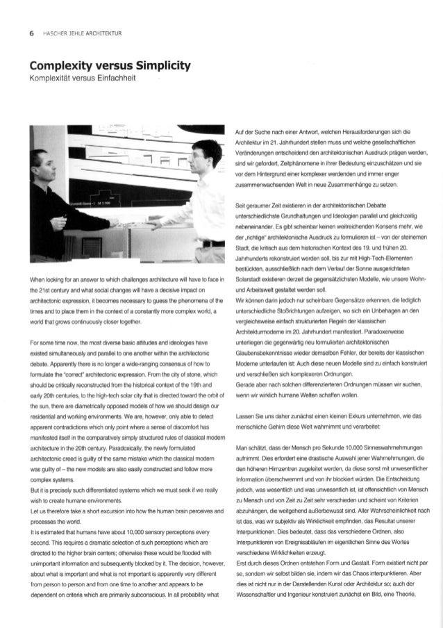 Modern architect   hascher & jehle architektur Slide 3