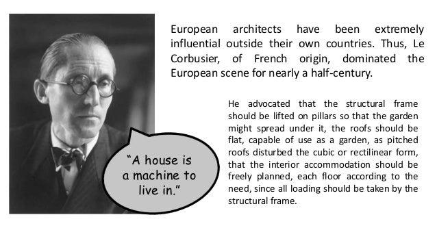 Modern Architecture Origin modern architecture