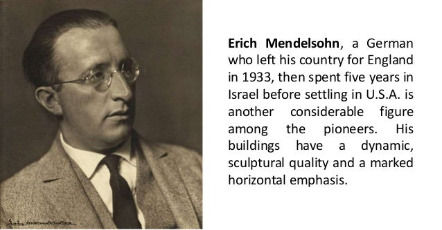 Pioneers Of Modern Architecture modern architecture