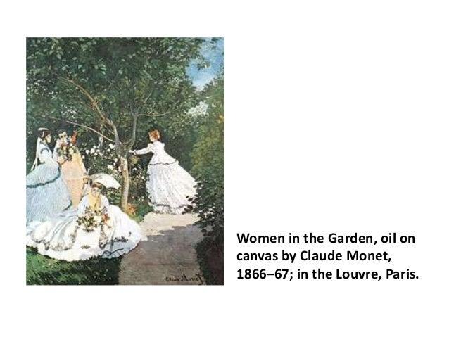 Women In The Garden ...