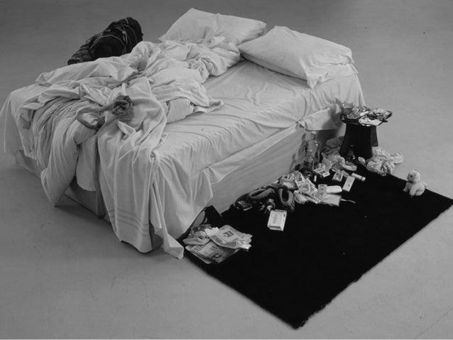 $230,000My Bed (1998) by Tracey Emin