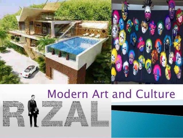 Modern arts Slide 2