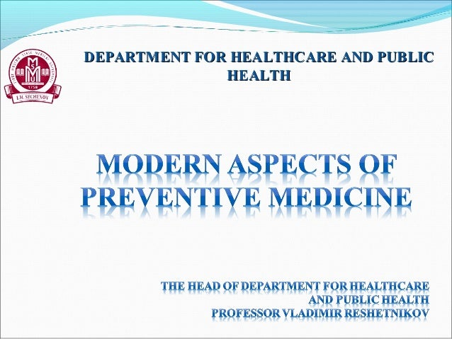 DEPARTMENT FOR HEALTHCARE AND PUBLICDEPARTMENT FOR HEALTHCARE AND PUBLIC HEALTHHEALTH