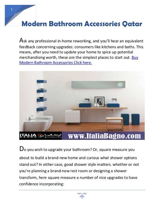 modern bathroom accessories modern bathroom accessories in qatar italia bagno salwa road doha qatar 2