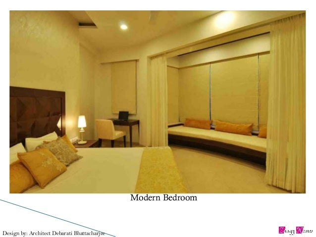 Modern Bedroom Designs In India