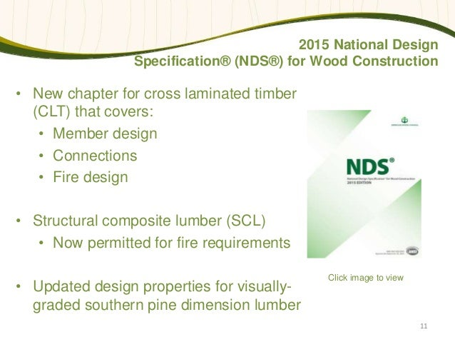 Modern Building Codes Keeping Pace With The Wood Revolution