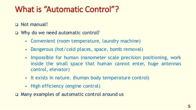solutions manual for automatic control systems