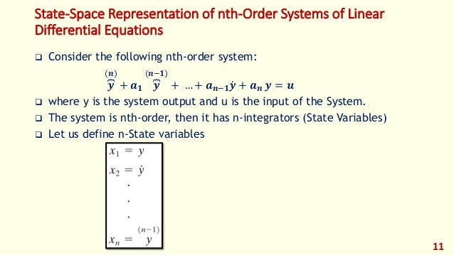 Ppt 3. 0 state space representation of problems powerpoint.