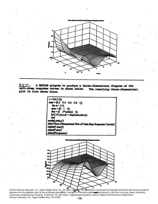 Modern control engineering 5th ed solution manual (2010)