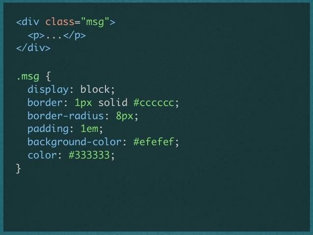 "<div class=""msg msg-error""> <p class=""msg-title""> ... </p> <ul class=""msg-body""> <li>...</li> <li>...</li> </ul> </div>"