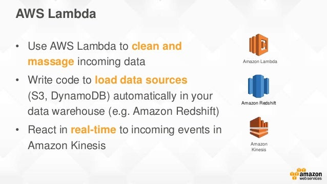 © 2016, Amazon Web Services, Inc. or its Affiliates. All rights reserved. http://bit.ly/awssummitkl April 18   One World H...