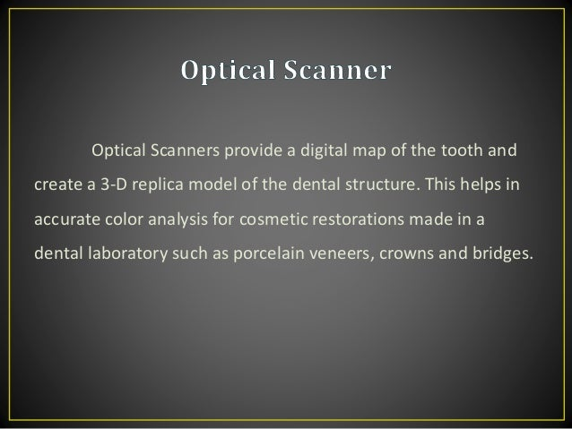 Modern Dental And Diagnostic Tools
