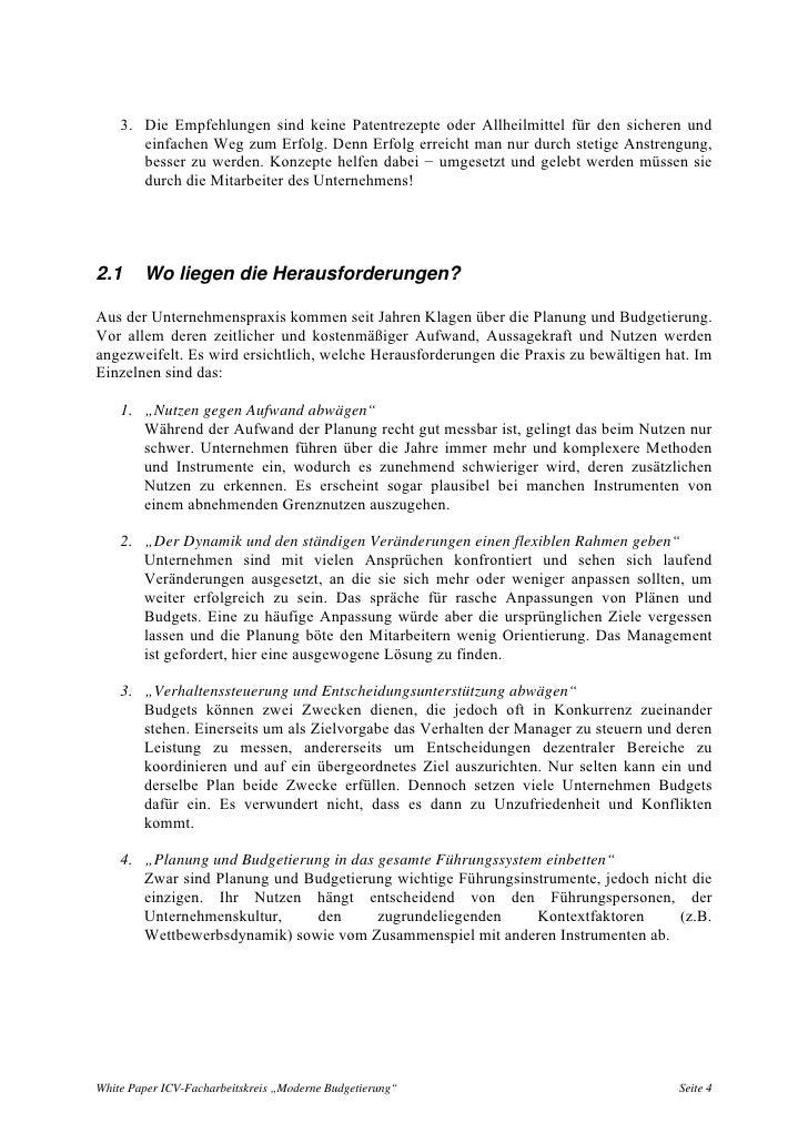 Moderne Budgetierung White Paper Final