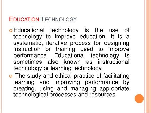 modern education system