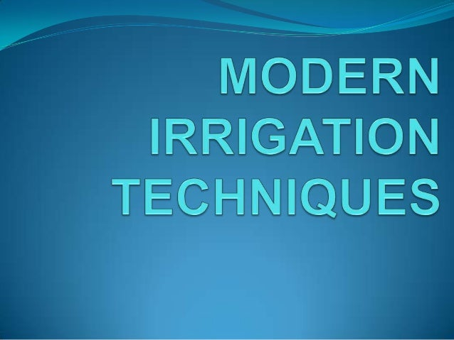 """""""Irrigation is the primary consumer of water on earth""""WHAT IS — Igor IRRIGATION? Irrigation is the artificial Shiklomanov ..."""