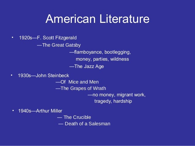 understanding modernism and the american literature Modernism, as a literary style, emerged after wwi, beginning in europe and then progressing into american literature by the late 1920s after the first world war many people questioned the chaos and the insanity of it all.