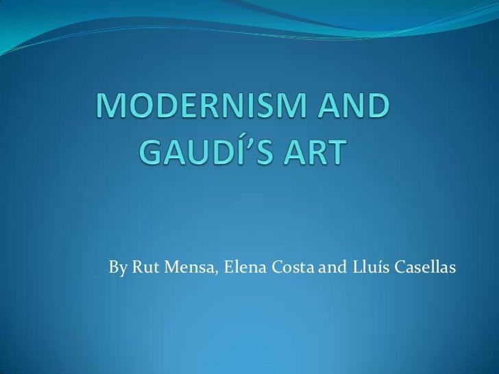By Rut Mensa, Elena Costa and Lluís Casellas
