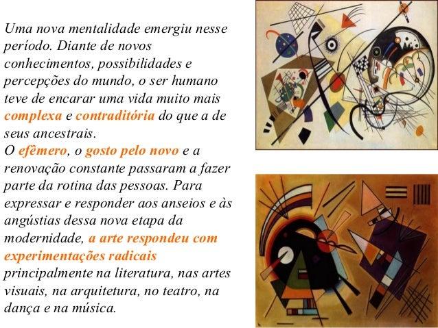 Modernismo  Slide 3