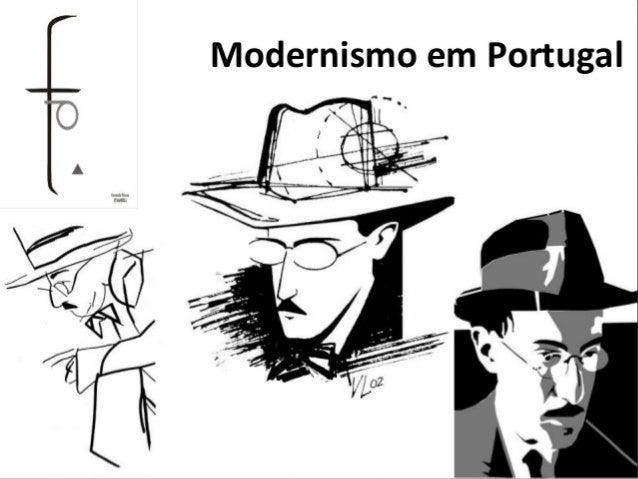 Diferentes fases marcaram o Modernismo em Portugal. Entre elas, o Orfismo, o Presencialismo, o Neorrealismo e o Surrealism...