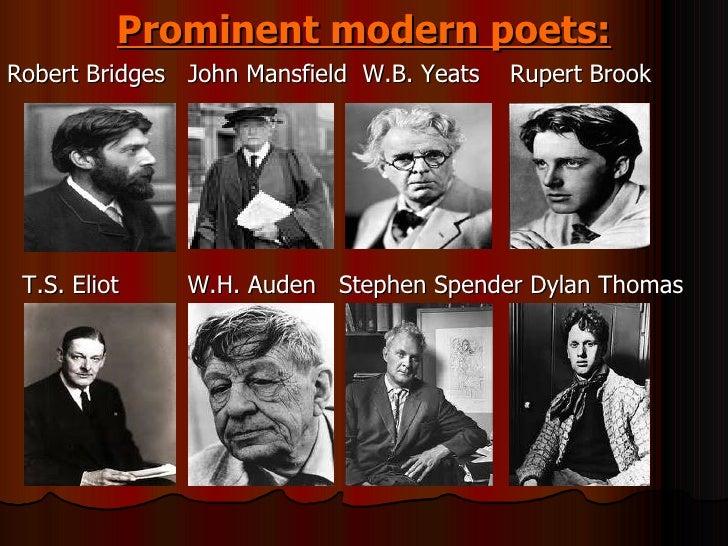 ts eliot as a modern poet slideshare