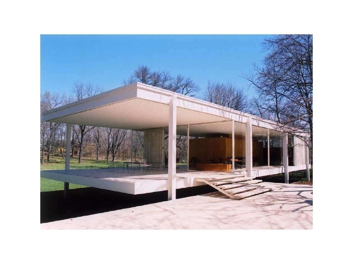 Farnsworth House Chicago 1951br 26