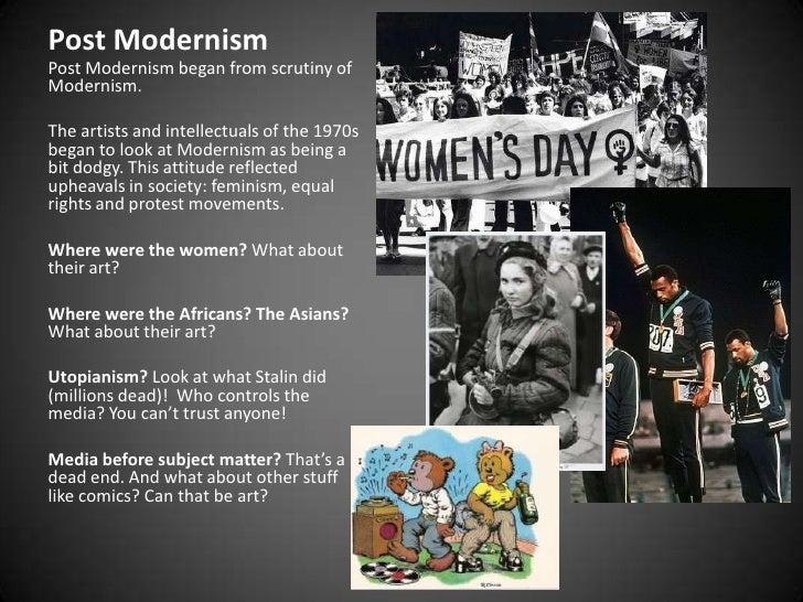 modernism and post modernism Hugvísindadeild postmodernism and the simpsons intertextuality, hyperreality and critique of metanarratives ritgerð til ba-prófs björn erlingur flóki björnsson.