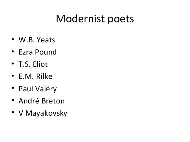 prufrock and modernism I need help on how ts eliots the love song of j alfred prufrock relates to modernism.