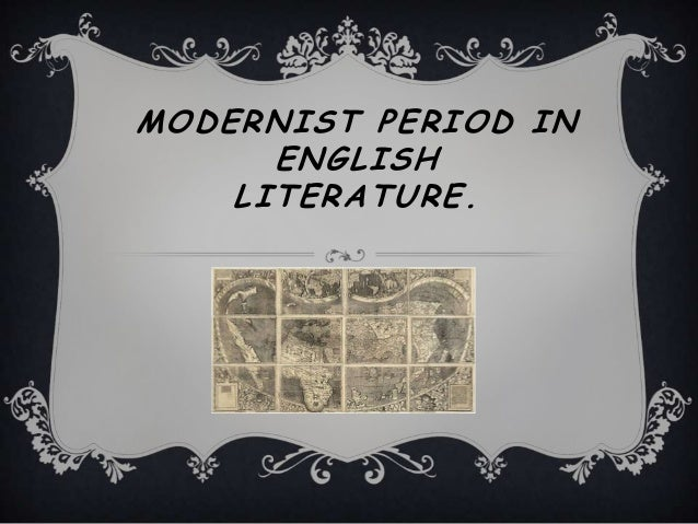2 modernism and modernist literature |Modernism Novels