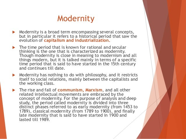 Modernity And Social Changes In Europe And Emergence Of Sociology Triumphias