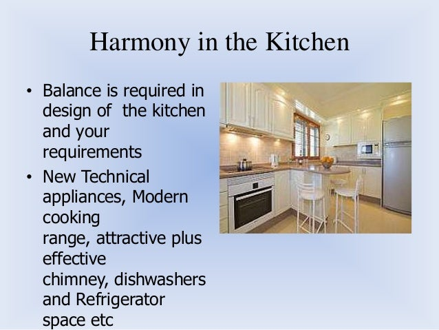 Awesome ... Happening; 2. Harmony In The Kitchen ...