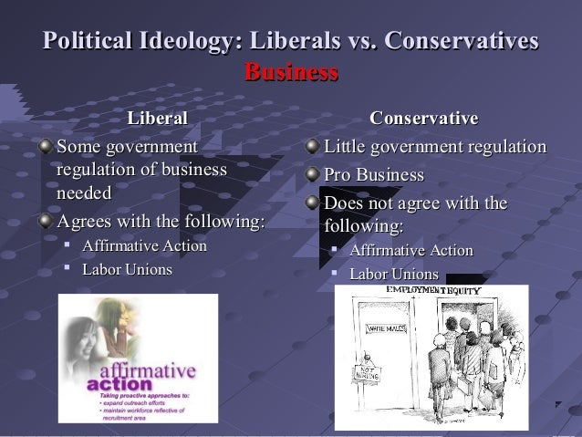 liberal conservative and socialist ideals vs The conservative response to social problems avoids the simplistic first response of treating the symptom by creating a new and expensive government program    conservatives are more.