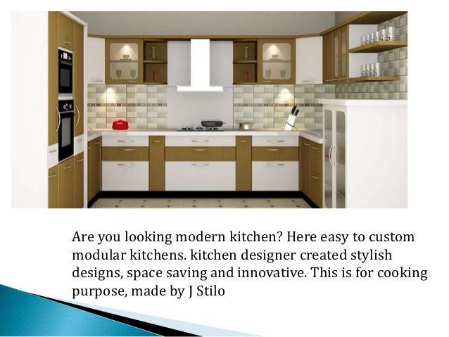 Best Modern Modular Kitchen With Budget