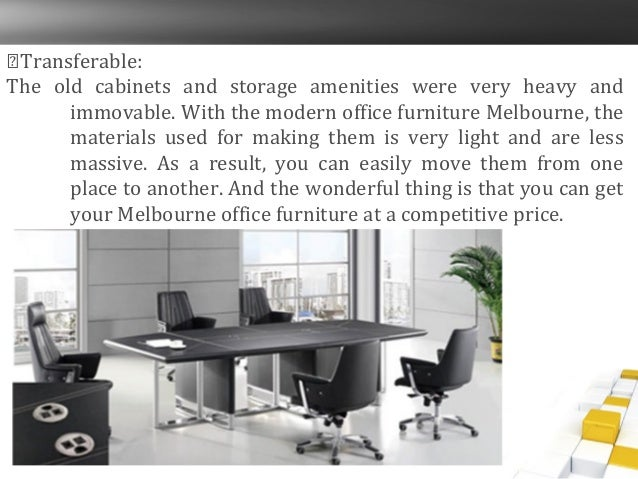 Modern Office Furniture For Sale Online At Best Price