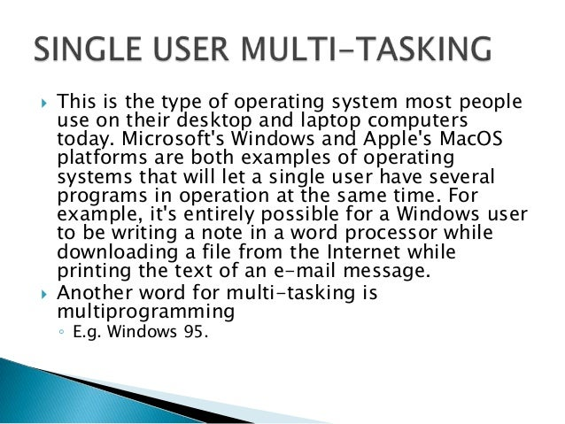 modern operating system For software development professionals and computer science students, modern  operating systems gives a solid conceptual overview of operating system.