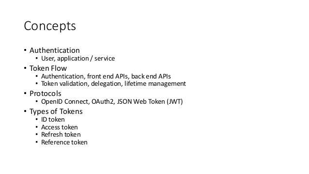 Authorization Grants • Implicit • Code • Resource Owner • Client Credentials • Custom