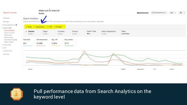 IPULLRANK.COM @ IPULLRANK USE TRIES WITH THE GSC API FOR MORE DATA