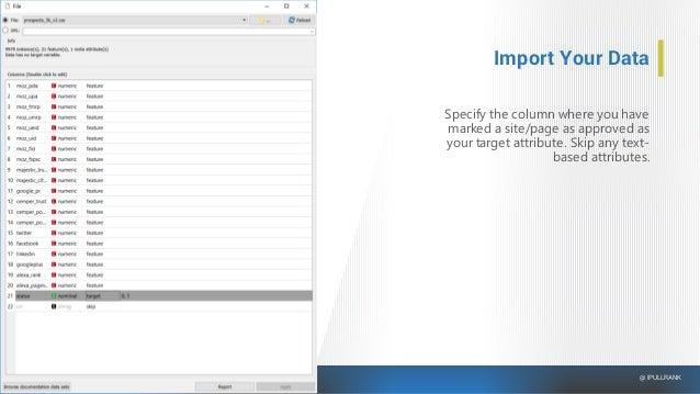 IPULLRANK.COM @ IPULLRANK Take Your Prospect Lists and Data https://www.tools4noobs.com/summarize/