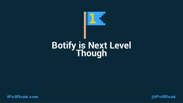 Botify is the crawl + log file power tool.