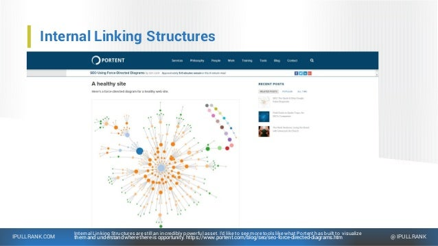 IPULLRANK.COM @ IPULLRANK Searchmetrics Does a Great Job of This I wish all the link indices had a stronger focus on inter...