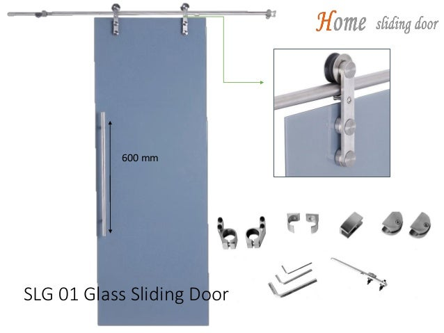 SLG 07 Glass Sliding Door ...