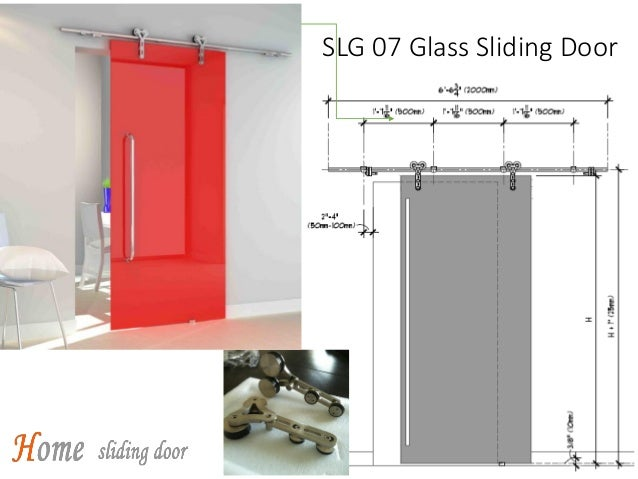 slg 07 glass sliding door 4