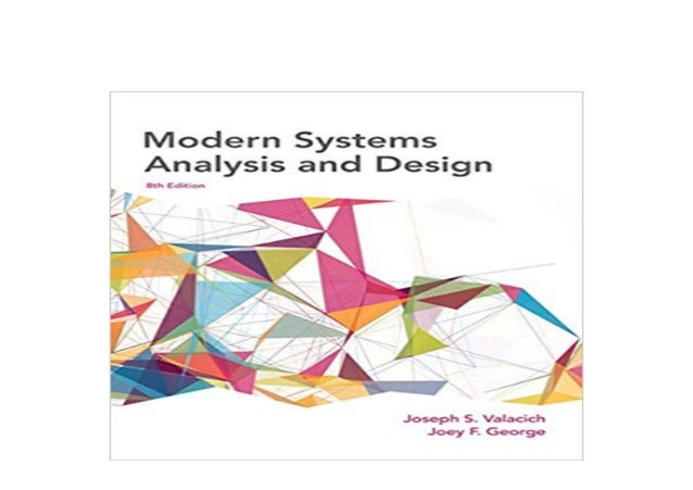 Download Free Library Modern Systems Analysis And Design 8th Edit