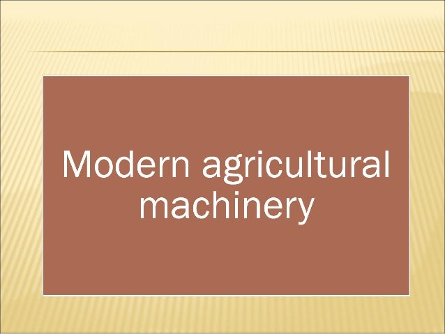 what are disadvantage of modern technologies in food production Potential costs of modern  when the production of food and fiber  adoption of some technologies or practices that promise profitability may also.