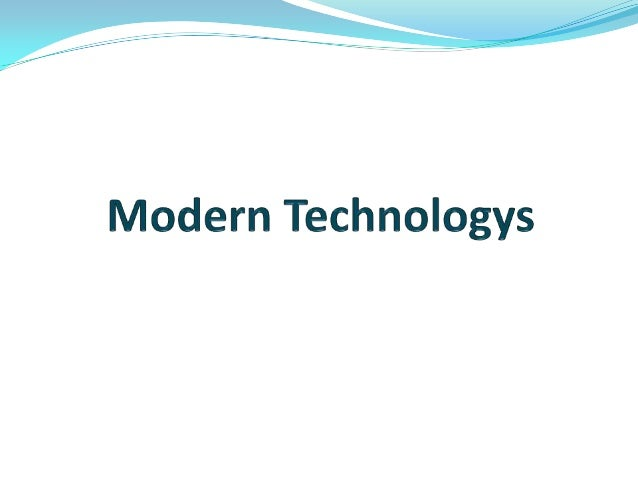What is technology?  set of methods, tools  ability to live easier  Empowerment  occasion to express themselves