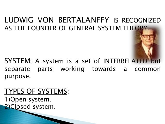 Bertalanffy general systems theory pdf file