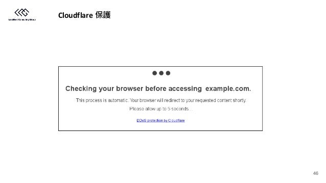 Cloudflare 46
