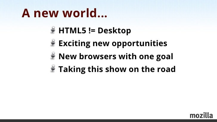 Modern web development Slide 2