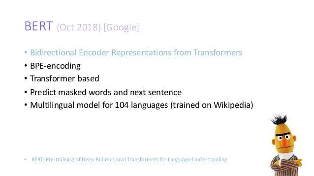 Modern word embeddings | Andrei Kulagin | Kazan ODSC Meetup